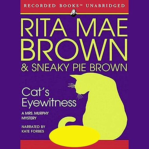 Cat's Eyewitness audiobook cover art