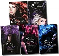 A Goddess of Partholon Collection 5 Books Set P C Cast Divine Pack (Elphame's Choice Brighid's Quest Divine by Blood Divine by Choice Divine by Mistake)