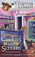 Cookies and Scream (A Cookie Cutter Shop Mystery) by Virginia Lowell(2014-07-01)