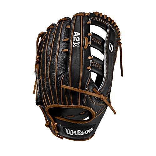 "Wilson A2K 1775 12.75"" Outfield Baseball Glove - Left Hand Throw"