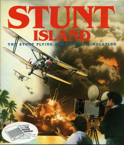 Stunt Island: Filmregie und Stuntsimulation [DOS, 3,5