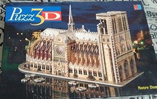 Puzz3D Notre Dame, 952 Teile