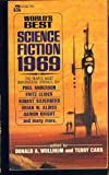 World's Best Science Fiction, 1969 (An Ace book)