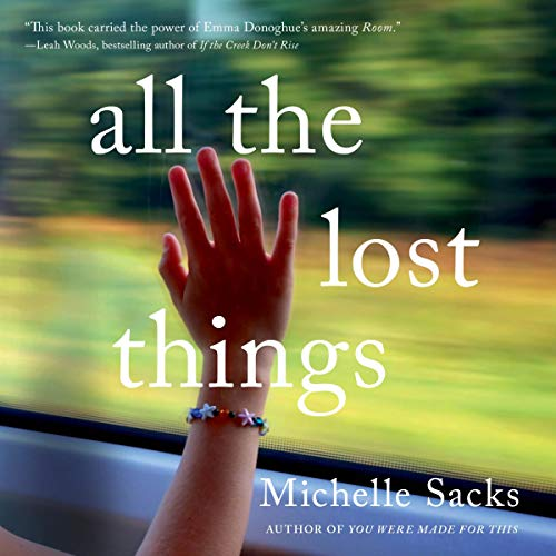 All the Lost Things audiobook cover art