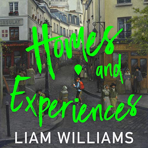 Homes & Experiences  By  cover art