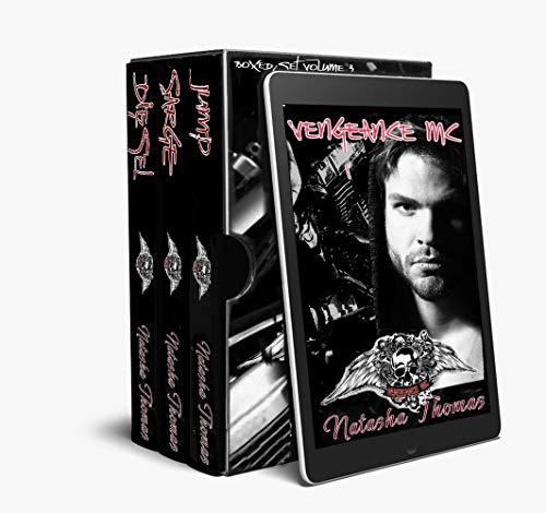 Vengeance MC Box Set Volume 3: Books 7-9 Jump~Sarge~Diesel (English Edition)