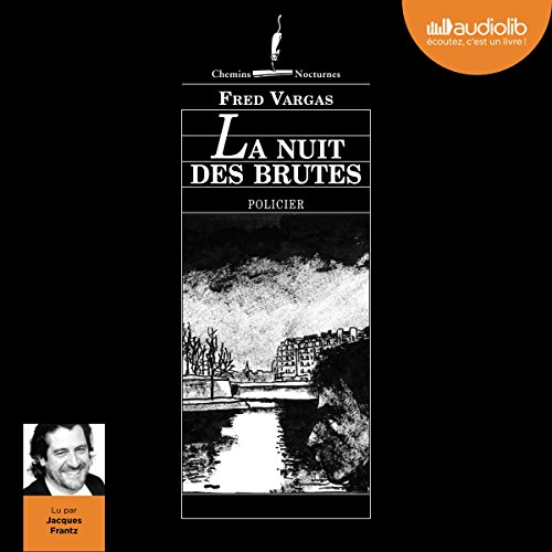La Nuit des brutes audiobook cover art