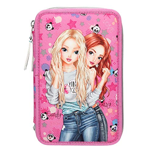 Toy Planet Estuche Triple Top Model