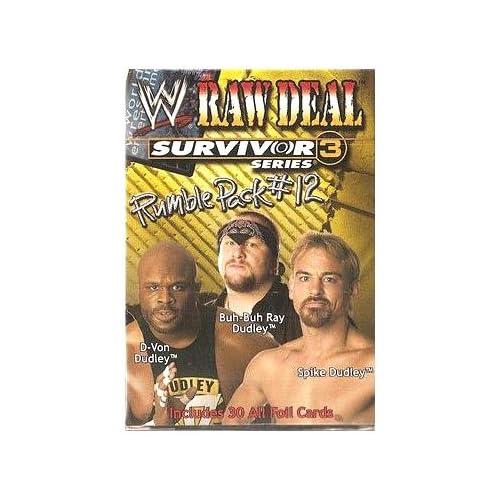 Bill Goldberg WWE Raw Deal Starter Deck Divas Overload New