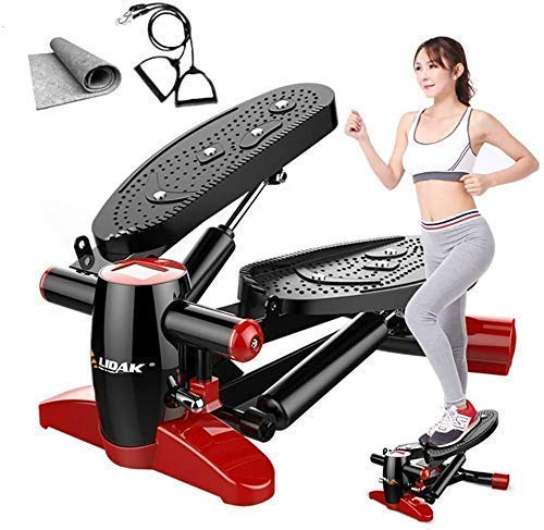 Agcwhls Treadmill Machine For Home Use Home Fitness Stepper with Elastic Rope, Non-Slip Carpet, Simple Treadmill, Lose Weight Fitness Equipment, Running Machines