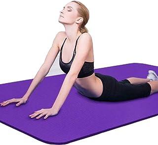 Binwwe Esterilla de Yoga Esterilla de Ejercicio