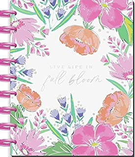The Happy Planner 18 Month Planner, Full Bloom