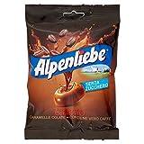 Alpenliebe Espresso, Caramelle Colate Gusto Caffè, senza Zucchero e senza Glutine, 80g...