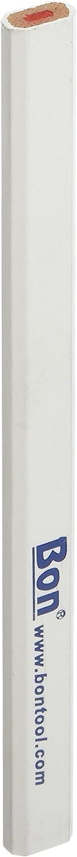 Bon Tool Bon 14 859 7 Inch Carpenter Pencil Red Medium Lead With White Casing 12 Pack Multi Function Power Tools Amazon Com