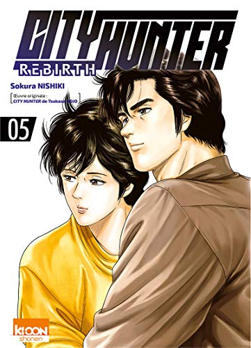 City Hunter Rebirth Edition simple Tome 5