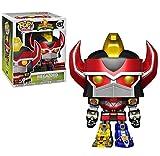 Funko Pop Power Rangers AAA Anime Exclusivo Megazord Vinyl Figure