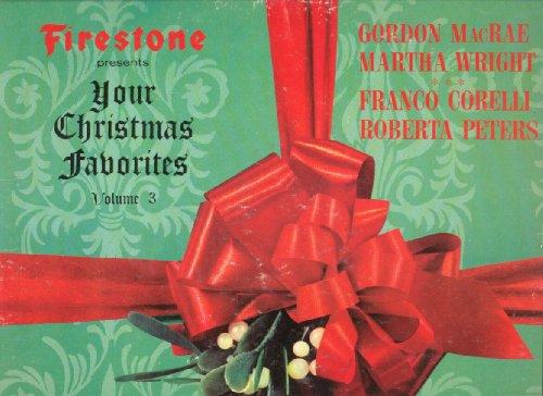 Firestone Presents Your Christmas Favorites, Volume 3
