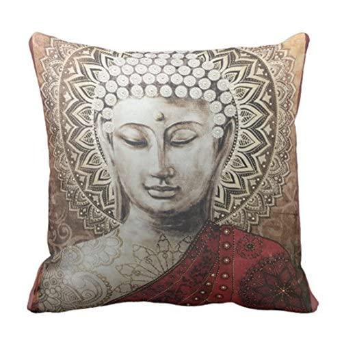 Emvency Throw Pillow Cover Love Decorative Pillow Case Home Decor Square 20 x 20 Inch Cushion Pillowcase
