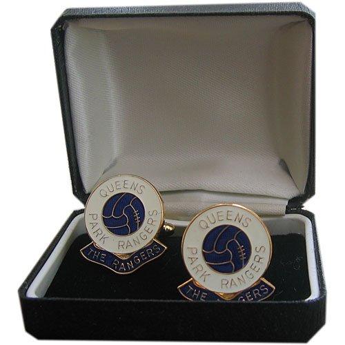 Queens Park Rangers 'QPR' Football Club Cufflinks