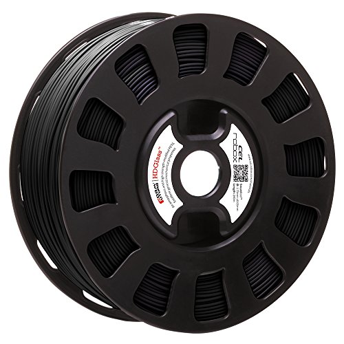 Robox RBX-PTG-FFBK1 Formfutura HDGlas, 1,75 mm, 240 m, Schwarz