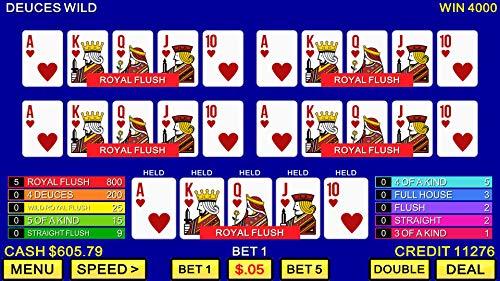 『Multi Video Poker - Multi Hand Casino Games FREE』の2枚目の画像