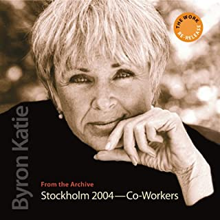 The Work in Stockholm cover art