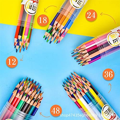 Yualice Value Pack von Kindern Geeignet für Klassenzimmer Schreibwaren Kits Erwachsene löschbare Farbstifte und Kunsthandwerk Zubehör sortiert