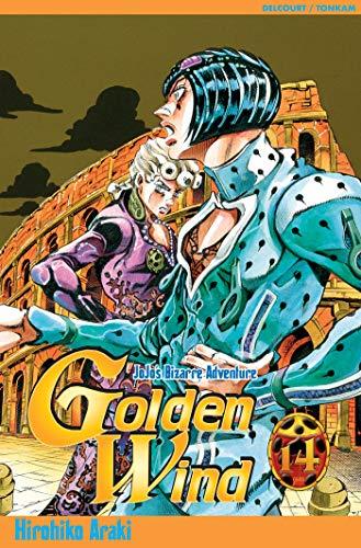 Jojo's - Golden Wind T14