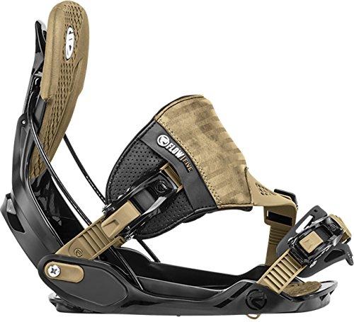 Flow Herren Snowboardbindung Five Hybrid