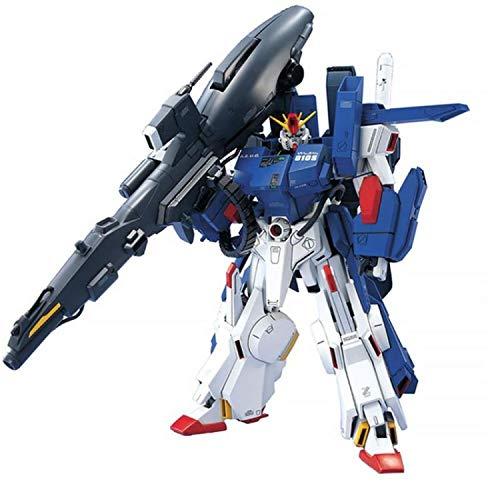 FA-010S Full Armor ZZ Gundam GUNPLA MG Master Grade 1/100