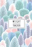 Weight Tracker: Daily Weight Log Book to Follow Your Weight Curve | Keep Track and Review All Details About Your Weights Variations | Record Date, ... of the Week And More One 100 Detailed Sheets