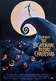 Close Up Póster Nightmare Before Christmas/Pesadilla Antes de Navidad Afiche Promocional (68cm x 98cm)