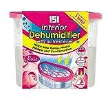 Deshumidificador de vainilla para el hogar coche interior portátil húmedo molde removedor de humedad