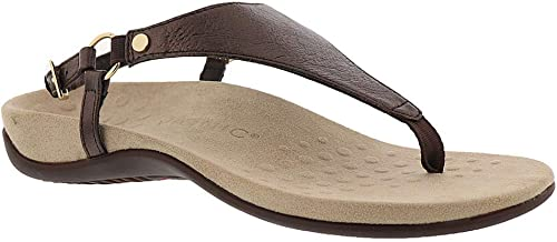 Vionic femmes Rest Kirra Leather Sandals