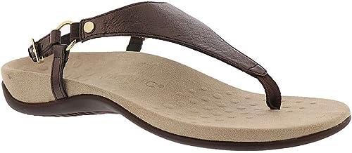 Vionic femmes Rest Kirra Leather Sandals