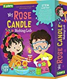 Explore | STEM Learner | My Rose Candle Making Lab (Learning & Educational DIY Activity Toy Kit, for Ages 6+ of Boys and Girls)