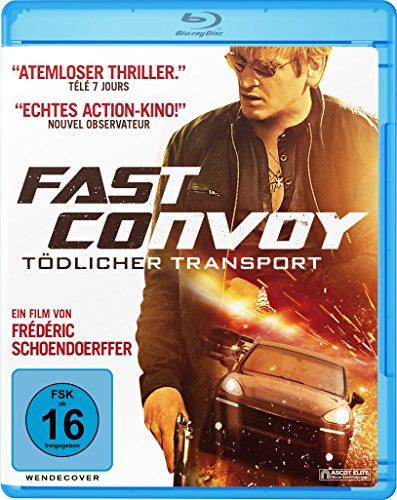 Fast Convoy [Blu-ray]