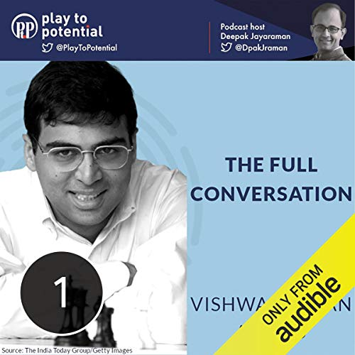 Viswanathan Anand - The Full Conversation cover art