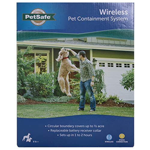 PetSafe Wireless Pet Containment System PIF-300, 3-Dog System