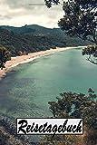 Reisetagebuch: Reisetagebuch zum Ausfüllen und Ankreuzen für eine Reise nach Neuseeland / Über 100 Seiten für bis zu 45 Urlaubstage/ Notizbuch, Tagebuch für die Ferien / inkl. Packliste
