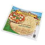 KIT PIZZA 5 paquetes de Bases para Pizza: listas en 5 minutos, 100% Made in Italy...