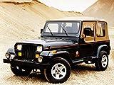 8-HOACD2 Jeep Wrangler 80cm x 60cm,32inch x 24inch Silk