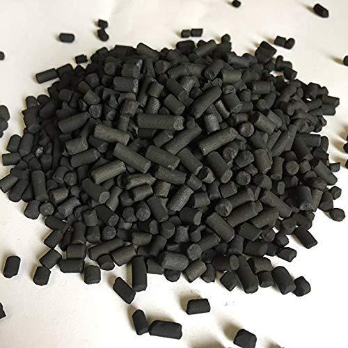 Carbón activo se vende en bolsa de 1 kg