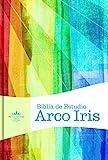 RVR 1960 Biblia de Estudio Arco Iris, multicolor, tapa...