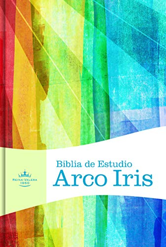 Compare Textbook Prices for RVR 1960 Biblia de Estudio Arco Iris, multicolor, tapa dura Spanish Edition Illustrated Edition ISBN 9781586409845 by B&H Español Editorial Staff