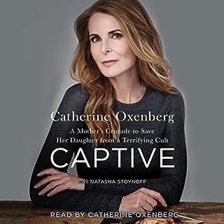 Captive audiobook cover art