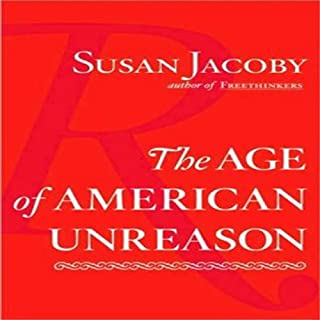 The Age of American Unreason audiobook cover art