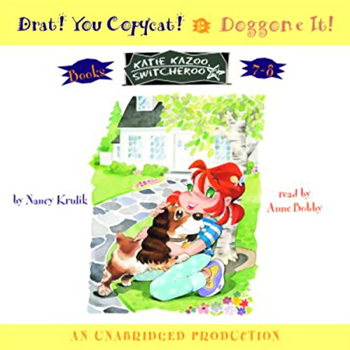 Drat! You Copycat! and Doggone It!  By  cover art