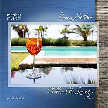 Chillout & Lounge, Vol. 3 - Gemafreie Musik (Jazz, Ambiente & Hintergrundmusik) [Gemafrei / Royalty Free Music]