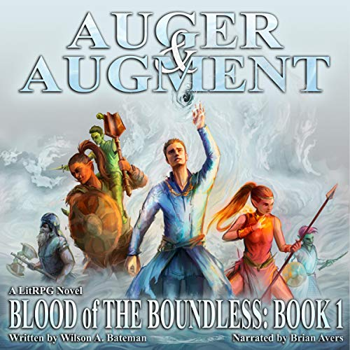 Auger and Augment  By  cover art